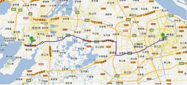 飞机:上海,无锡,南京